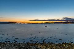 Night sky - DSC_0335 (John Hickey - fotosbyjohnh) Tags: 2019 august2019 ireland waterford coast seaside seascape sea seashore dungarvan cowaterford