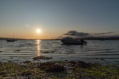 Sunset - DSC_0334-Edit (John Hickey - fotosbyjohnh) Tags: 2019 august2019 ireland waterford coast seaside seascape sea seashore dungarvan cowaterford