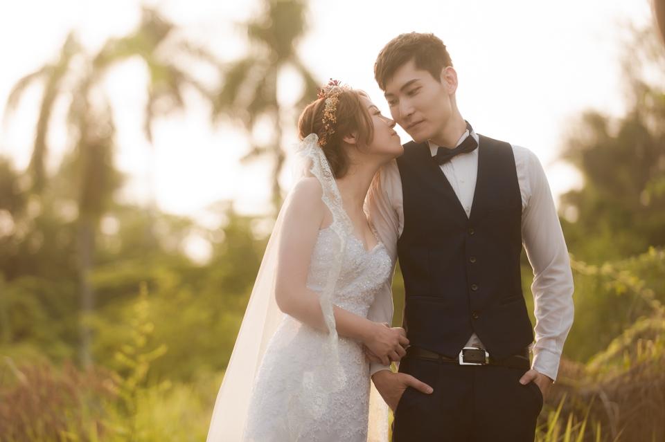 台南自助婚紗 氣質出眾的美麗新娘 031