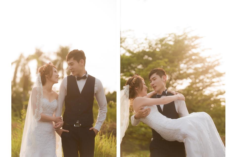 台南自助婚紗 氣質出眾的美麗新娘 030