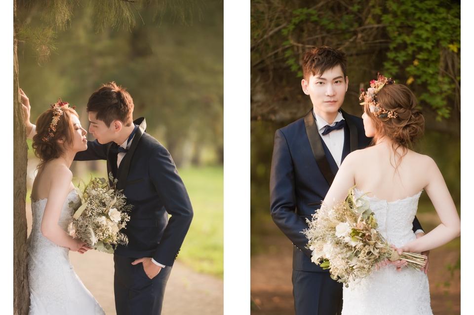 台南自助婚紗 氣質出眾的美麗新娘 029