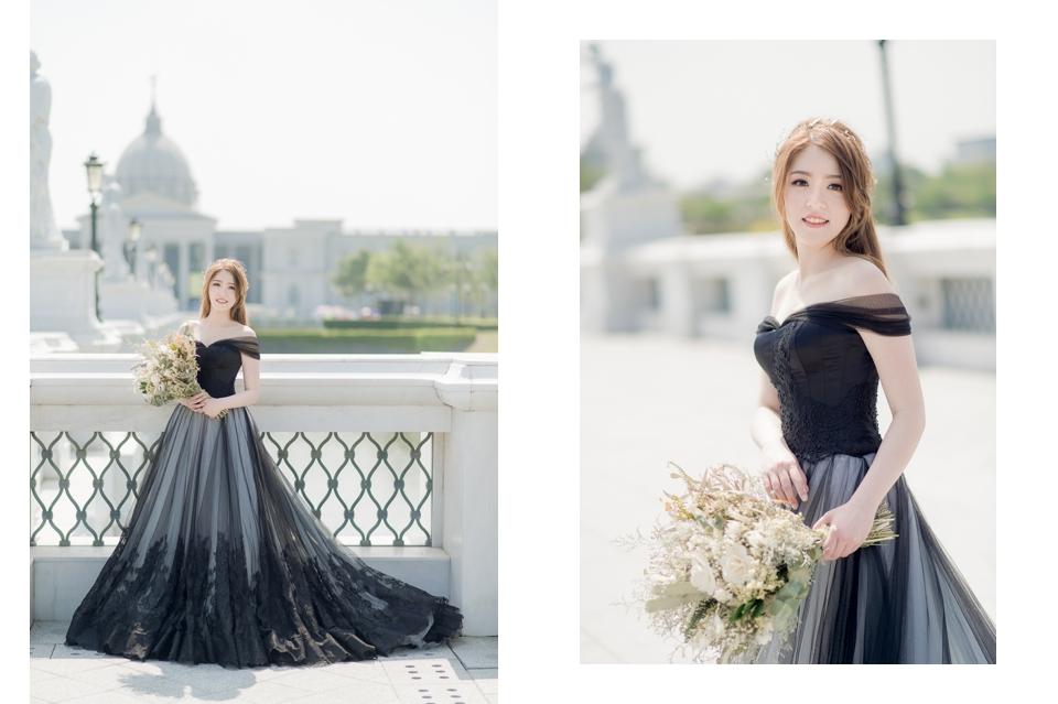 台南自助婚紗 氣質出眾的美麗新娘 013