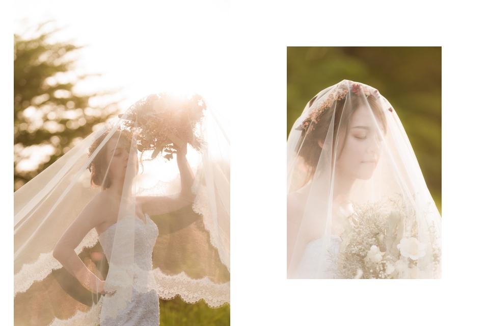台南自助婚紗 氣質出眾的美麗新娘 010