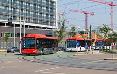 EBS 5117 - Delft (rvdbreevaart) Tags: ebs delft mercedes mercedesbenz citaro rnet cng gnc bus gimp openbaarvervoer publictransport öpnv