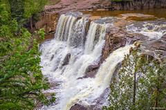 A Different View (M@rtha Decker) Tags: gooseberry falls state park castle danger two harbors minnesota minn mn lake superior north shore water waterfall river outdoors outside nature geological biological historical scenic scenery beautiful onlyinmn upnorth marthadecker pentax k30 dslr justpentax flickriver