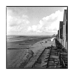 le crotoy (michel lebedel) Tags: crotoy hasselblad 500cm 120 6x6 square sea
