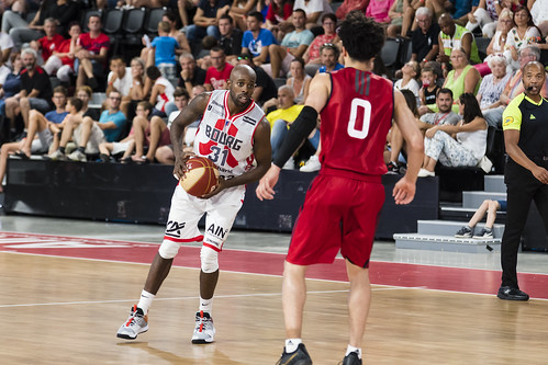 JL Bourg VS SIG Strasbourg - ©Jacques Cormarèche
