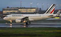 Air France F-GRHF, OSL ENGM Gardermoen (Inger Bjørndal Foss) Tags: fgrhf airfrance airbus a319 osl engm gardermoen