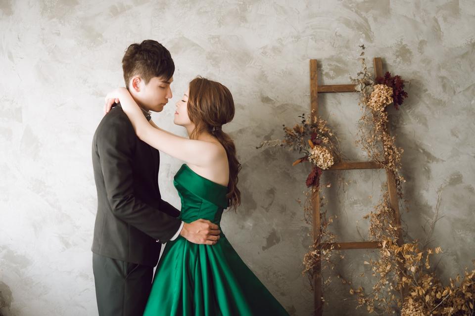 台南自助婚紗 氣質出眾的美麗新娘 018