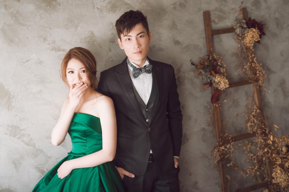 台南自助婚紗 氣質出眾的美麗新娘 017