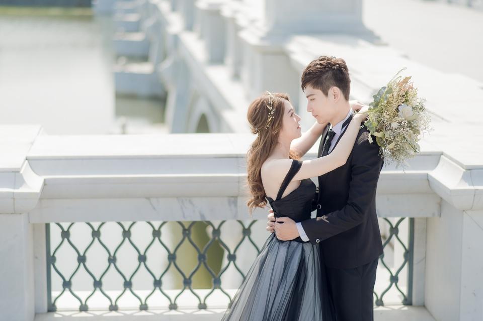 台南自助婚紗 氣質出眾的美麗新娘 016
