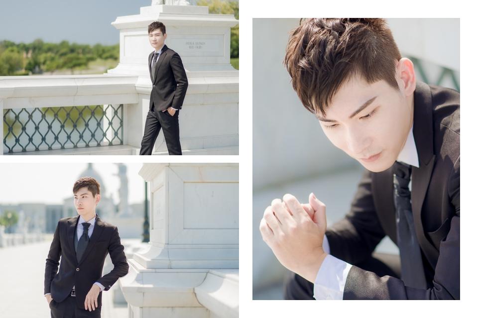 台南自助婚紗 氣質出眾的美麗新娘 015