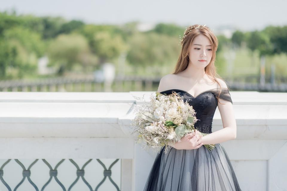 台南自助婚紗 氣質出眾的美麗新娘 014