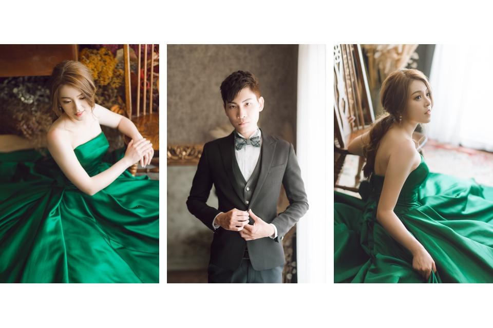 台南自助婚紗 氣質出眾的美麗新娘 006