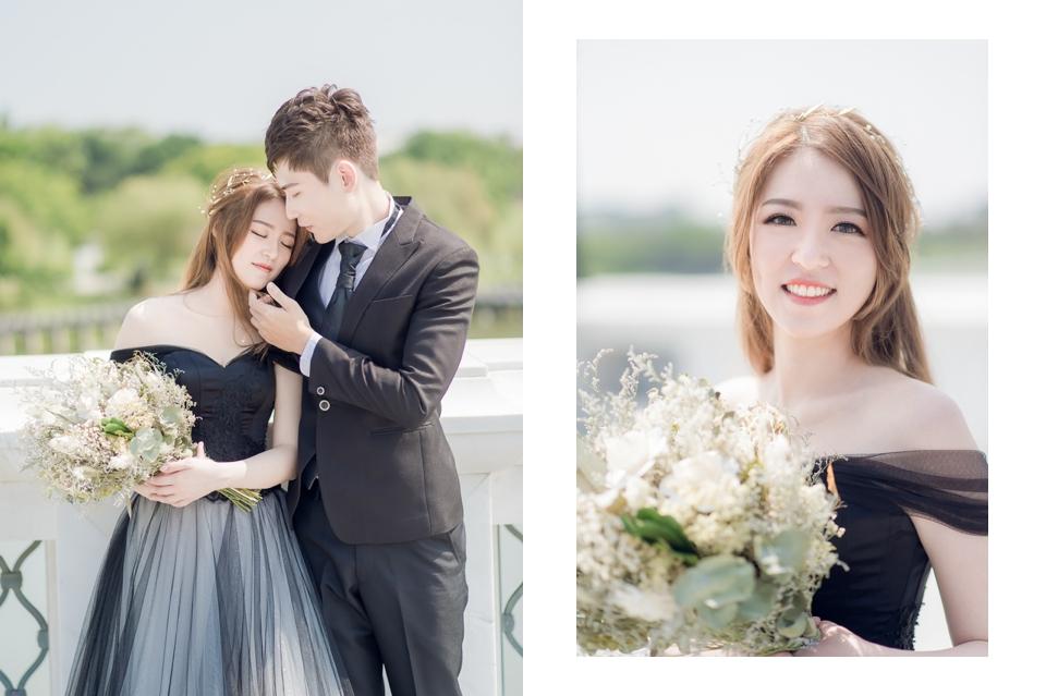 台南自助婚紗 氣質出眾的美麗新娘 004