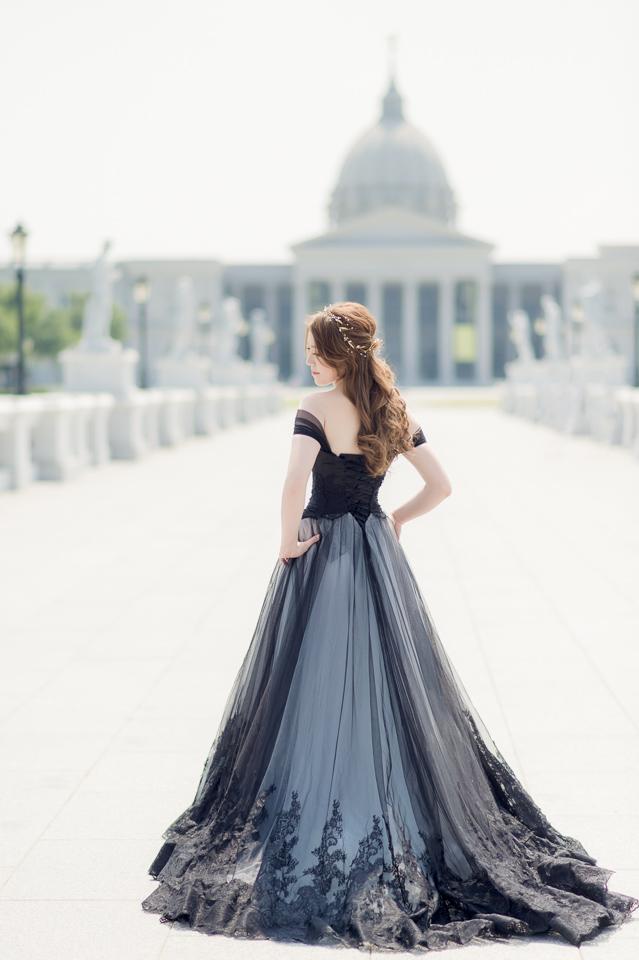 台南自助婚紗 氣質出眾的美麗新娘 027