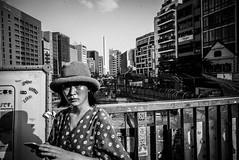 Shibuya 2019 (harumichi otani) Tags: bw blackandwhite bwphotography streetphotography street streetshooting shibuya 28mm leicammonochrom l