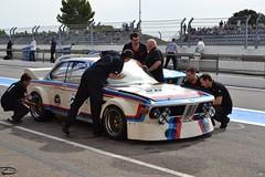 BMW 3.0 CSL (Type E9) - 1971 (SASSAchris) Tags: bmw 30 csl type e9 typee9 httt htttcircuitpaulricard htttcircuitducastellet 10000 10000toursducastellet tours castellet circuit ricard voiture allemande