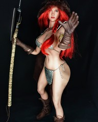 red sonja  , , , , , , #phicen #phicendolls #tbleague #tbleaguecollectors  #phicenrevolution #phicenfigure #phicenfemale #onesixthscale  #figures #toy #hottoys #hottoyscollection #fashion #dollfashion  #fashiondoll #goddess #beautiful #hairstyles #hairgoa (Summerjuicy) Tags: fashiondoll figures blonde phicenfemale dolloftheday beautiful onesixthscale female phicenfigure toy dollfashion phicendolls hottoyscollection goddess hottoys photo hairgoals girl tbleague dollofinstagram phicen phicenrevolution suntan hairstyles tbleaguecollectors photography photoshoot fashion women