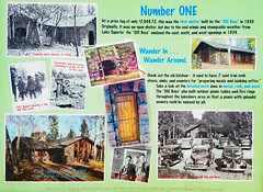 """Number ONE"" (WOODSHED Revisited) Tags: gooseberry falls state park castle danger two harbors minnesota minn mn lake superior north shore ladyslipper lodge kitchen shelter stone log timber wood building architecture ccc civilian conservation corps new deal great depression work camp construction masonry craftsmanship outdoors outside nature geological biological historical scenic scenery beautiful onlyinmn upnorth marthadecker samsung galaxy s7 smg930p cell phone"