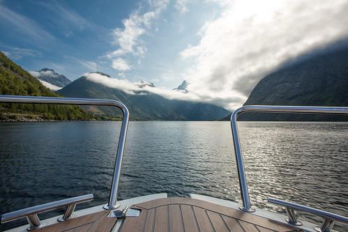 Norangsfjorden og Slogen