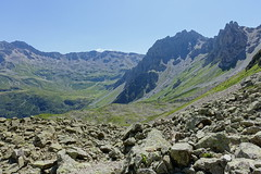 Hike to Col de la Fenêtre & Lacs Jovet