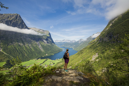 Øye og Norangsfjorden