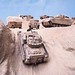 Uphill Battle in a M2A2 Bradley