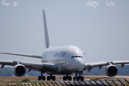 Airbus A380 Air France (07/29/2019)