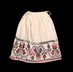 Mexican Textiles Skirt Veracruz Nahua (Teyacapan) Tags: huasteca veracruz mexico nahua platonsanchez museum falda nagua skirts vestimenta ropa