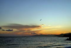 tramonto a Varigotti (fotomie2009) Tags: varigotti liguria italy italia coast costa sky cielo sunset tramonto crepuscolo blue hours twilight riviera ponente ligure landscape paesaggio sea mare 30