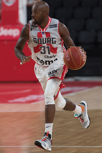 JL Bourg VS Sig Strasbourg - ©Guilherme Amorin