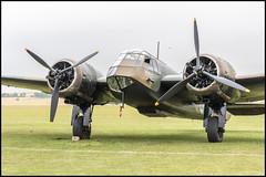 Bristol Blenheim (John R Chandler) Tags: aerospace airdisplay blenheim bristol cambridgeshire duxford flyinglegends imperialwarmuseum mki unitedkingdom cambridge england