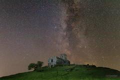 The Night Sky (www.neilporterphotography.com) Tags: brent tor church milky way night sky astro dartmoor