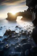 Arco de Tenerife (Greg Delaville Photography) Tags: longexposure sunset españa seascape canon landscape europe tenerife dri canon5dmarkiv photoshopcc lightroomcc canonef1635f4lisusm nisifilters flickr raw arcos arche ndfilters pauselongue 1635f4