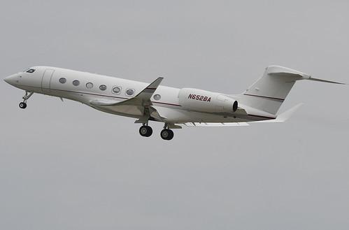 N652BA - Gulfstream 6 - Bank of America [GVA 8.19]