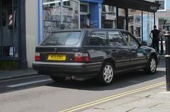1995 Rover 420 GSi Estate (occama) Tags: m131ens 1995 rover 420 gsi estate old british car cornwall uk green