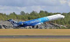 Airport Stockholm-Arlanda (ARN/ESSA) 21.08.2019 (axeljanssen) Tags: nordica arlanda schweden esacg crj900 sas