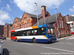 YJ09FWE 21257 Stagecoach Merseyside and South Lancashire in Chester (Nuneaton777 Bus Photos) Tags: stagecoach merseysideandsouthlancashire yj09fwe 21257 chester