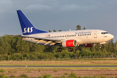 LN-RRO Boeing 737-683 SAS Scandinavian Airlines (Andreas Eriksson - VstPic) Tags: