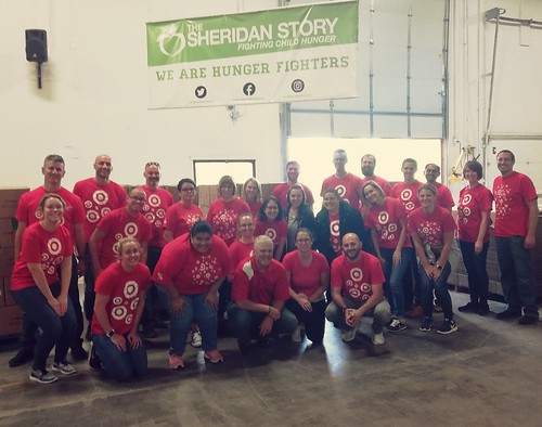 Target Indirect and Reverse Logistics, Packing Event, 8/21/19