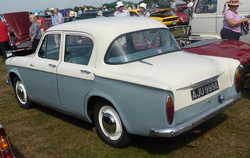 Hillman Minx Series IIIA (1960)
