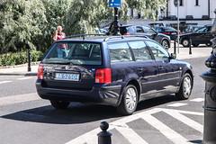 Poland CD (Vatican City) - VW Passat Variant B5 (PrincepsLS) Tags: poland polish diplomatic license palte warsaw spotting 52 vatican city vw passati varaint v5
