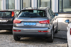 Poland CD (OSCE) - Audi Q3 8U (PrincepsLS) Tags: poland polish diplomatic license plate warsaw spotting 061 osce audi q3 8u