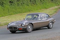 Jaguar 2+2 E Type Auto (1971) (Roger Wasley) Tags: jaguar 22 etype auto 1971 ajw278m classic car vehicle sports