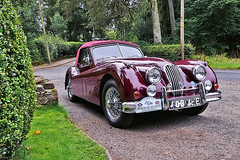 Photo of Vintage Jaguar