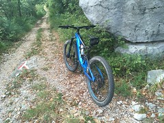 (Cristiano De March) Tags: giant bike mtb ebike slovenia cristianodemarch trancee bicicletta bici natura ciclismo