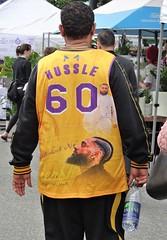 Nipsey Hussle Fan (knightbefore_99) Tags: commercialdrive thedrive vancouver eastvan street 2019 car free day italian italy sol nipsey hussle fan rap shirt shot la