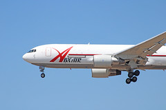 ABX Air B767-281 (N767AX) - LAX (jebzphoto) Tags: airlines airline airliner airliners airplane airplanes aviation aircraft plane planes planespotting flight los angeles international airport airports klax lax commercial abx air cargo boeing 767