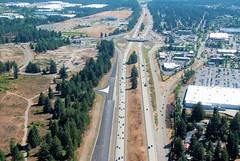 I-5 - SR 510 Interchange - Reconstruct Interchange (WSDOT) Tags: wsdot lacey marvin road hawks prairie sr 510 thurston county diverging diamond interchange da